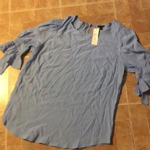 NWT Ann Taylor top in size women's large